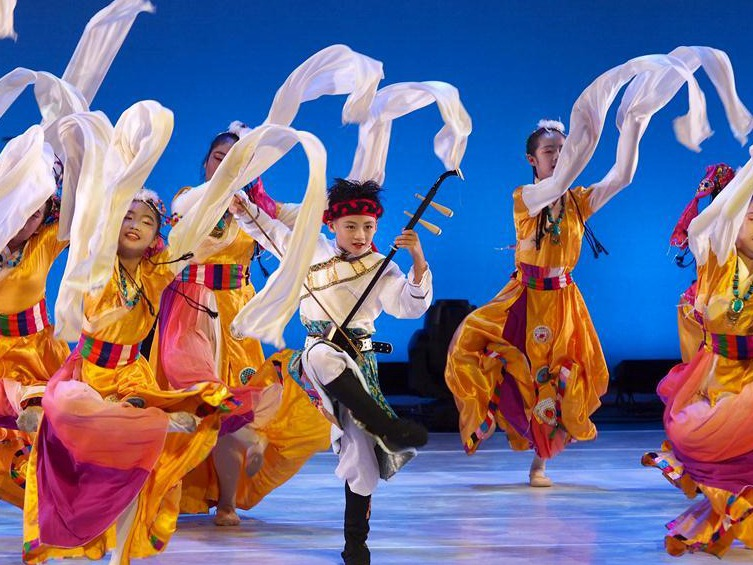 Shanghai Int'l Dance Center Youth Dance Festival and Competition concludes