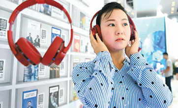 Long-form audio services on the rise in China